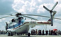 Helicopter-DataBase Photo ID:224 Mi-8AMT Ulan-Ude Aviation Plant 95189 cn:95189