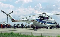 Helicopter-DataBase Photo ID:226 Mi-8AMT Ulan-Ude Aviation Plant 95189 cn:95189