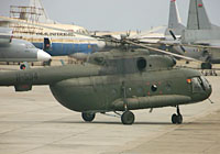 Helicopter-DataBase Photo ID:3683 Mi-8MT Angolan Air Force H-594