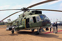 Helicopter-DataBase Photo ID:15180 Mi-171Sh Angolan Air Force H-646 cn:171S00024147370U