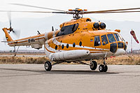 Helicopter-DataBase Photo ID:13980 Mi-171 Yas Air Helicopter Service EP-HRA cn:59489617202