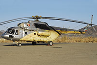 Helicopter-DataBase Photo ID:1400 Mi-17-V5 Tavanir 14-7101 cn:364M04