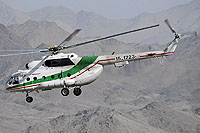 Helicopter-DataBase Photo ID:15408 Mi-171 Iranian Revolutionary Guard Air Force 15-1223 cn:59489617160