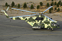 Helicopter-DataBase Photo ID:12356 Mi-171Sh Islamic Republic of Iran Police Aviation 1804 cn:59489617303