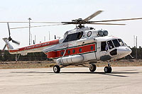Helicopter-DataBase Photo ID:17111 Mi-171E Iranian Red Crescent Air Rescue 6-9513 cn:171E00364073505U