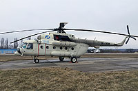 Helicopter-DataBase Photo ID:13294 Mi-8MTV VALAN International Cargo Charter ER-MGH cn:93507
