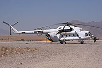 Helicopter-DataBase Photo ID:10016 Mi-8MTV-1 VALAN International Cargo Charter ER-MHE cn:95865