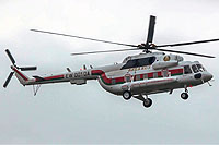 Helicopter-DataBase Photo ID:17238 Mi-8MTV-1 Belarus Government EW-001DA cn:112C02