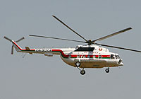 Helicopter-DataBase Photo ID:4641 Mi-172 Belarus Government EW-002DA cn:112C02