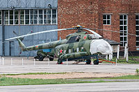 Helicopter-DataBase Photo ID:15474 Mi-172 Belarus Air and Air Defence Force EW-003DA cn:112C02