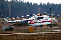 Helicopter-DataBase Photo ID:2709 Mi-8MT MChS Belarus EW-241EP