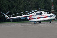 Helicopter-DataBase Photo ID:13948 Mi-8MT MChS Belarus EW-241EP