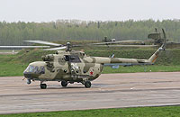 Helicopter-DataBase Photo ID:535 Mi-8MTKO Belarus Air and Air Defence Force 24 white