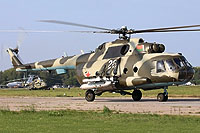 Helicopter-DataBase Photo ID:13103 Mi-8MT Belarus Air and Air Defence Force 26 white