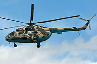 Helicopter-DataBase Photo ID:10325 Mi-8MT Belarus Air and Air Defence Force 29 white