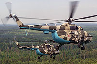 Helicopter-DataBase Photo ID:16023 Mi-8MT Belarus Air and Air Defence Force 29 white
