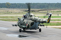 Helicopter-DataBase Photo ID:7041 Mi-8MTKO Belarus Air and Air Defence Force 31 white