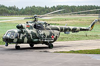 Helicopter-DataBase Photo ID:7042 Mi-8MTKO Belarus Air and Air Defence Force 31 white