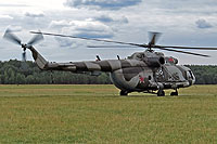 Helicopter-DataBase Photo ID:14544 Mi-8MT Belarus Air and Air Defence Force 38 white