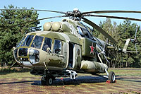 Helicopter-DataBase Photo ID:16027 Mi-8MTP Belarus Air and Air Defence Force 51 white