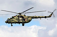 Helicopter-DataBase Photo ID:16011 Mi-17-V5 Belarus Air and Air Defence Force 86 white