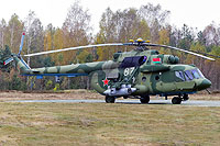 Helicopter-DataBase Photo ID:13102 Mi-17-V5 Belarus Air and Air Defence Force 87 white