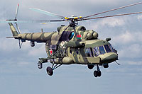 Helicopter-DataBase Photo ID:16022 Mi-17-V5 Belarus Air and Air Defence Force 92 white