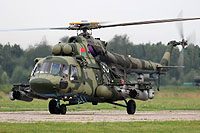 Helicopter-DataBase Photo ID:14976 Mi-17-V5 Belarus Air and Air Defence Force 93 white