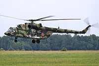 Helicopter-DataBase Photo ID:14977 Mi-17-V5 Belarus Air and Air Defence Force 93 white