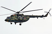 Helicopter-DataBase Photo ID:16013 Mi-17-V5 Belarus Air and Air Defence Force 94 white
