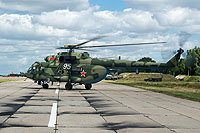 Helicopter-DataBase Photo ID:13618 Mi-17-V5 Belarus Air and Air Defence Force 95 white
