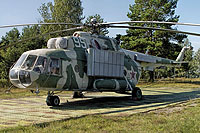 Helicopter-DataBase Photo ID:6329 Mi-8MTPI Belarus Air and Air Defence Force 95 white