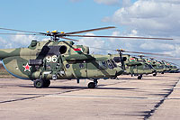 Helicopter-DataBase Photo ID:13394 Mi-17-V5 Belarus Air and Air Defence Force 96 white