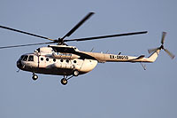 Helicopter-DataBase Photo ID:13305 Mi-8MTV-1 Supreme Aviation EX-08010 cn:95986