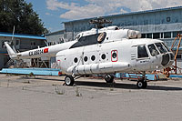 Helicopter-DataBase Photo ID:16085 Mi-8MTV-1 Central Asian Aviation Service EX-08014 cn:95726