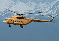 Helicopter-DataBase Photo ID:5460 Mi-17-V5 Saemes EX-40013 cn:084M01