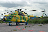 Helicopter-DataBase Photo ID:6417 Mi-17-1V Kyrghyztan Air Force 101 blue cn:212M150