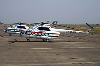 Helicopter-DataBase Photo ID:17042 Mi-8MTV Tajikistan Airlines EY-25438 cn:95579