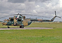 "Helicopter-DataBase Photo ID:4991 Mi-17 86th ""Szolnok"" Helicopter Regiment 701 cn:104M01"