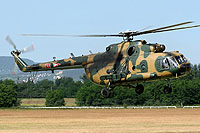 "Helicopter-DataBase Photo ID:11054 Mi-17 86th ""Szolnok"" Helicopter Regiment 701 cn:104M01"