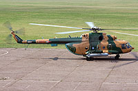 "Helicopter-DataBase Photo ID:15910 Mi-17 (upgrade by Hungarian AF) 86th ""Szolnok"" Helicopter Base 705 cn:104M05"