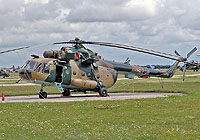 "Helicopter-DataBase Photo ID:4992 Mi-17 86th ""Szolnok"" Helicopter Regiment 706 cn:220P01"
