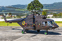 Helicopter-DataBase Photo ID:844 Mi-171E Ecuadorean Army Aviation A.E.E-487 cn:171E00218094710U