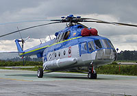 Helicopter-DataBase Photo ID:4823 Mi-8MTV-1 Heliandes HK-4160 cn:95585
