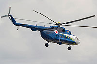 Helicopter-DataBase Photo ID:13248 Mi-8MTV-1 Helistar HK-4160 cn:95585