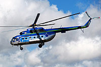 Helicopter-DataBase Photo ID:15599 Mi-8MTV-1 Helistar HK-4160 cn:95585