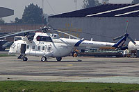 Helicopter-DataBase Photo ID:7500 Mi-171A1 Vertical de Aviacion HK-4796 cn:59489617778
