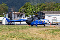 Helicopter-DataBase Photo ID:14560 Mi-171C Helistar HK-5080 cn:171C00643116104U