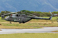 Helicopter-DataBase Photo ID:16048 Mi-17-1Vmod Colombian Army Aviation EJC-3385 cn:170M11