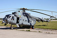 Helicopter-DataBase Photo ID:12383 Mi-8MTV-1 (upgrade by ASU Baltija) Lithuanian Air Force 21 blue cn:95911